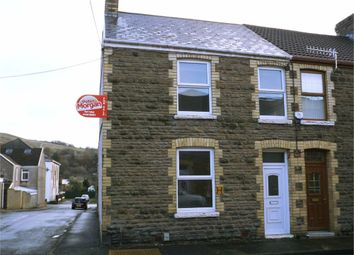 Thumbnail 3 bed end terrace house for sale in Meadow Street, Cwmavon, Port Talbot, West Glamorgan