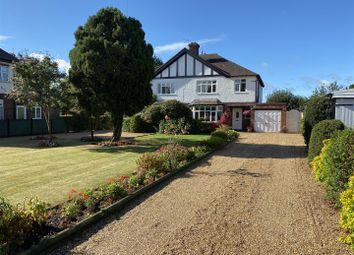 Thumbnail 3 bed semi-detached house for sale in Chellaston Road, Shelton Lock, Derby