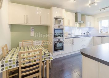 Thumbnail 4 bedroom detached house for sale in Nuneham Grove, Westcroft, Milton Keynes