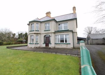 Thumbnail 5 bed detached house for sale in Kilmore Road, Crossgar, Co. Down