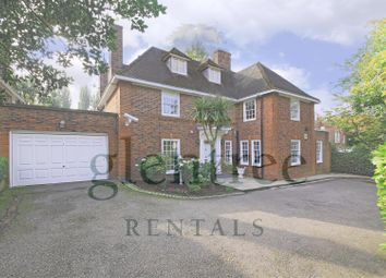 Thumbnail 8 bed detached house to rent in Winnington Road, Kenwood