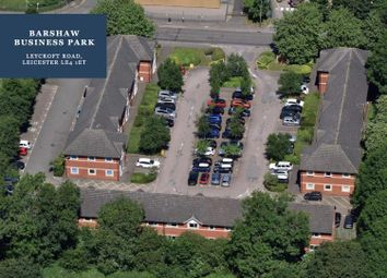 Thumbnail Office to let in Unit 8, Barshaw Business Park, Leycroft Road, Leicester