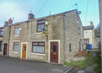 Thumbnail 2 bed end terrace house to rent in Rochdale Old Road, Bury, Greater Manchester