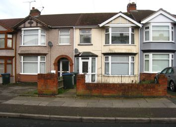 Thumbnail 3 bedroom terraced house for sale in Forknell Avenue, Wyken, Coventry