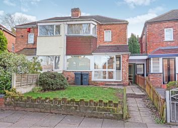 Thumbnail 2 bed semi-detached house for sale in Courtenay Road, Great Barr
