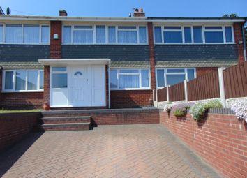 Thumbnail 3 bed terraced house for sale in Glenville Drive, Erdington, Birmingham