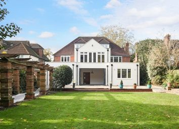 Thumbnail 6 bed detached house to rent in St Aubyns Avenue, Wimbledon Village
