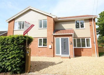 Thumbnail 4 bedroom property for sale in Stopples Lane, Hordle, Lymington