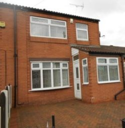Thumbnail 3 bed semi-detached house to rent in Garside Street, Worksop