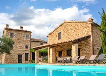 Thumbnail 3 bed farmhouse for sale in Gualdo, Macerata, Marche, Italy