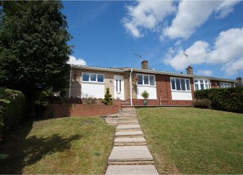 Thumbnail 3 bed semi-detached bungalow for sale in Denton Road, Burton-On-Trent