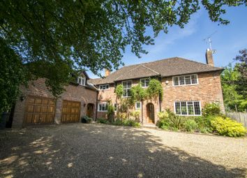 Thumbnail 6 bed detached house to rent in Streatley, Reading