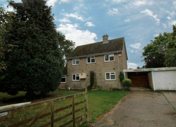 Thumbnail 3 bedroom detached house to rent in Church Lane, Claydon, Ipswich