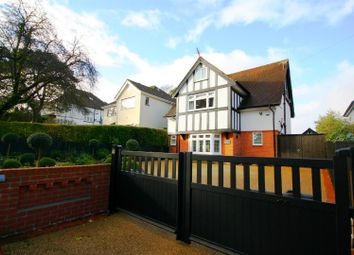 Thumbnail 4 bed detached house for sale in Kings Avenue, Parkstone, Poole