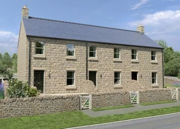 Thumbnail 3 bedroom terraced house for sale in Plot 4, Deer Glade, Darley, Harrogate