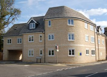 Thumbnail 2 bed flat to rent in Grove Court, Milton Road, Oundle, Cambridgeshire