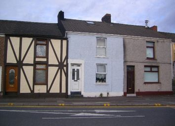 Thumbnail 1 bedroom flat to rent in Neath Road, Morriston