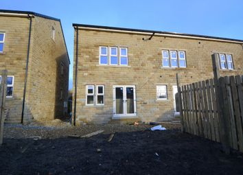 Thumbnail 3 bed end terrace house for sale in Laund Croft, Salendine Nook, Huddersfield