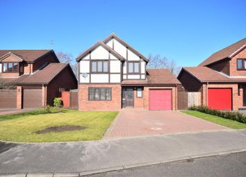 Thumbnail 4 bed detached house to rent in Ashdale, Houghton Le Spring