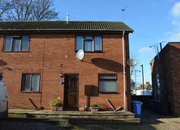 Thumbnail 1 bed end terrace house to rent in High Street, Scotter, Gainsborough