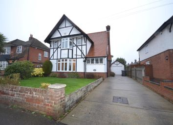 Thumbnail 3 bed property for sale in High Road East, Old Felixstowe, Felixstowe