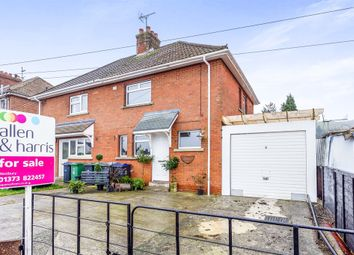 Thumbnail 3 bed semi-detached house for sale in The Weir, Edington, Westbury