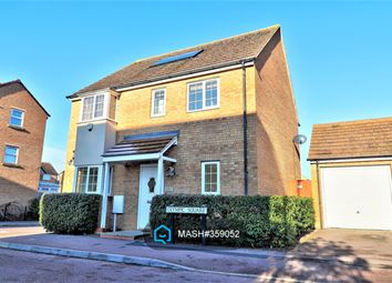 Thumbnail 4 bed detached house to rent in Olympic Square, Corby