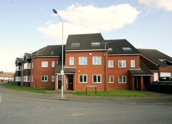 Thumbnail 2 bed flat to rent in Tattersalls Crescent, Newmarket