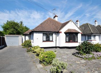 Thumbnail 2 bed detached bungalow for sale in Blenheim Crescent, Leigh-On-Sea, Essex