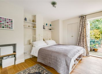 Thumbnail 1 bed flat for sale in Narbonne Avenue, London