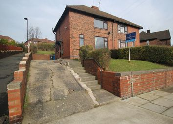 Thumbnail 2 bed semi-detached house to rent in Colley Avenue, Sheffield