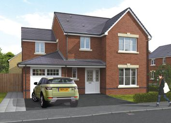 Thumbnail 4 bedroom detached house for sale in The Bonvilston, Cae Sant Barrwg, Pandy Road, Bedwas