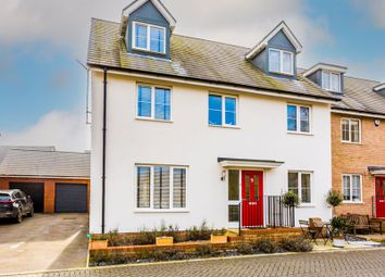 Newcombe Crescent, Buckingham MK18. 5 bed detached house for sale