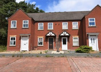 Thumbnail 2 bed flat for sale in Sheepwell Court, Ketley Bank, Telford