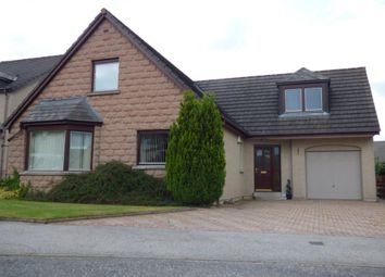 Thumbnail 4 bedroom detached house to rent in Sunnyside View, Kintore, Aberdeenshire