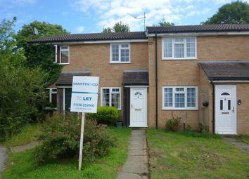 Thumbnail 2 bed terraced house to rent in Alderwood, Chineham, Basingstoke