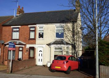 Thumbnail 3 bedroom property for sale in Victoria Road, Lowestoft