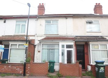Thumbnail 4 bed terraced house for sale in 23 Welland Road, Stoke, Coventry