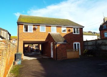 Thumbnail 2 bed flat for sale in Chardsmead Road, Bridport, Dorset
