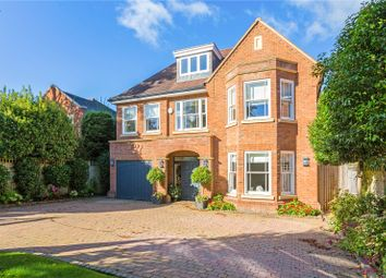 Thumbnail 6 bedroom detached house for sale in Burkes Road, Beaconsfield