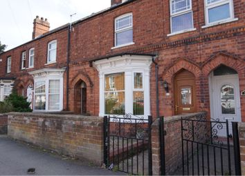 Thumbnail 2 bed terraced house for sale in Keddington Road, Louth