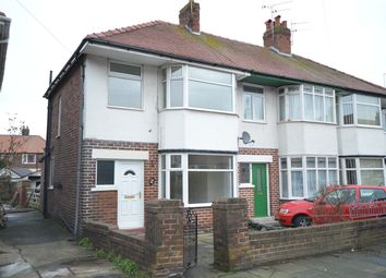 Thumbnail 3 bed end terrace house to rent in Baines Avenue, Blackpool
