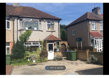 Thumbnail 3 bed semi-detached house to rent in Woodbrook Road, London