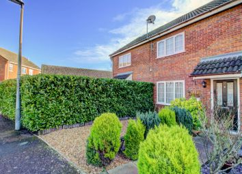 Thumbnail 2 bed terraced house for sale in Westwood Close, Shortstown, Bedford