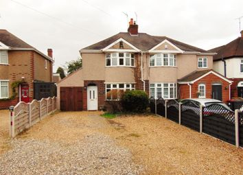 Thumbnail 2 bed semi-detached house for sale in Nuneaton Road, Mancetter, Atherstone