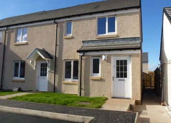 Thumbnail 3 bedroom end terrace house to rent in Crowbill Road, Dunbar, East Lothian