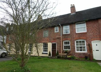 Thumbnail 3 bed terraced house for sale in Brookfield Cottages, Acresford, Swadlincote