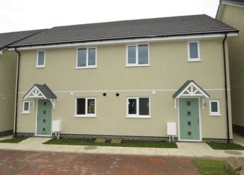 Thumbnail 3 bedroom semi-detached house for sale in Church Road, Wittering, Peterborough