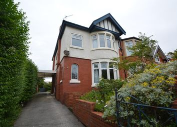 Thumbnail 3 bed semi-detached house for sale in Cumberland Avenue, Blackpool
