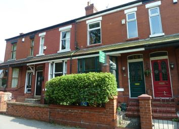 Thumbnail 3 bed terraced house to rent in Moscow Road East, Edgeley, Stockport